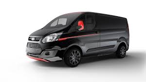 ford transit ford u0027s vans in europe just got a lot more fun