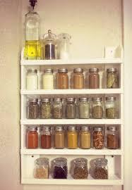 Spice Rack Cabinet Door Mount Kitchen Delightful Spice Rack Wooden Wall Mount Ilfullxfull Ikea