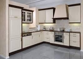 rideaux de cuisine campagne indogate com cuisine brun noir ikea