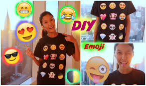 Halloween Shirt Costumes Diy Emoji T Shirt Costume Youtube