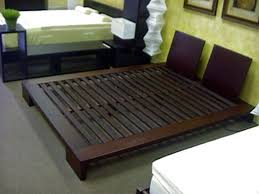 Flat Bed Frame Japanese Bed Frame Plans Pins About Byob Build Your Own Bed