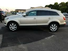audi suv houston 2008 audi q7 awd 3 6 premium quattro 4dr suv in houston tx javy