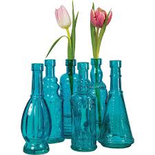 Cut Glass Bud Vase Vases Sale Decorative Colorful Glass Bottles U0026 Vases Luna Bazaar Luna Bazaar
