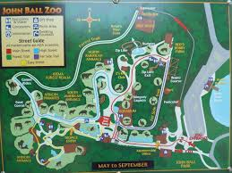 Oregon Zoo Map by John Ball Zoo Photo Galleries Zoochat