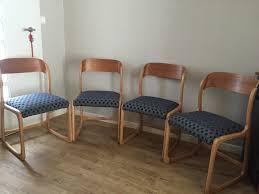chaise traineau baumann assises indushomefactory avec unique canapé astuce barunsonenter com
