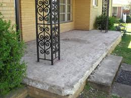 front porch makeover traditional other by concrete repair