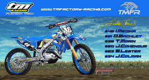 tm motocross bikes tm factory racing team tmfr