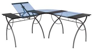 Desk Ls Modern Desk Ls Modern Modern L Shape Desk Im Ballard Ls 10080 Split
