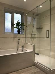 Cheap Shower Wall Ideas by Bathroom Diy Shower Surround Ideas Contemporary Showers Bathroom