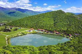 table top lake resorts lopota lake resort spa napareuli georgia booking com