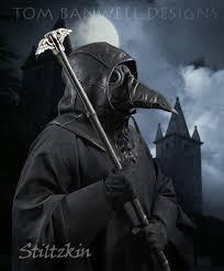 plague doctor s mask plague doctor wearing the stiltzkin mask by tombanwell on deviantart