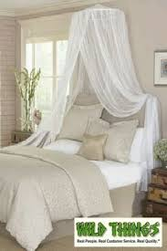 Mosquito Net Bed Canopy Canopy Dreamy Mosquito Net Bed Canopy White