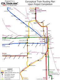 Chicago Cta Train Map by Your City U0027s Mass Transit System Skyscrapercity