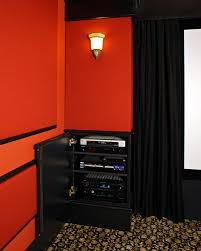 home theater movie rooms with classical hollywood cinema and fancy