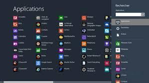 windows 8 raccourci bureau créer un raccourci pour accéder à toutes vos applications sur le
