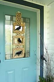 Make Halloween Decorations At Home Halloween Door Decorations Ideas