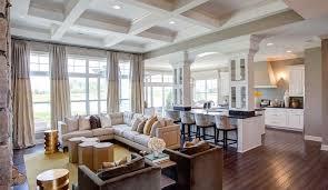 model home interior designers mill ridge farms at brooks park mckenzie collection