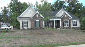 ranch homes new home subdivision of ranch homes in belmont nc youtube