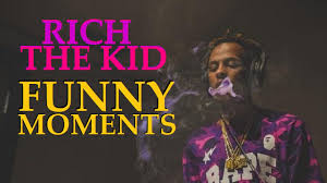 matte black maserati rich the kid rich the kid funny moments part 2 best compilation youtube