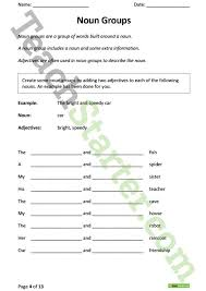 grammar worksheet pack lower elementary teaching resource