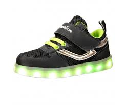 led light up shoes for boys led light up shoes 11 colors flashing rechargeable sports dancing