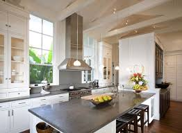 grey kitchen countertops with white cabinets what are suitable cabinet colors for grey granite countertops