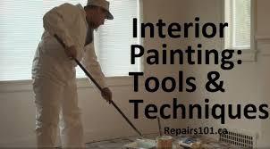 interior painting tools u0026 techniques youtube