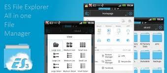 es file maneger apk es file explorer file manager apk v4 1 6 8 2 mod android
