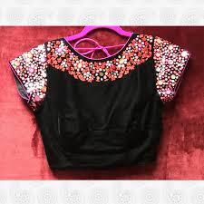 designer blouses designer blouses db013 nris express worldwide courier services