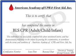 9 best images of free cpr certificate template printable first