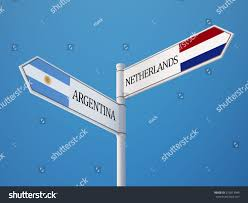 Dutch Flag Emoji Argentina Netherlands High Resolution Sign Flags Stock