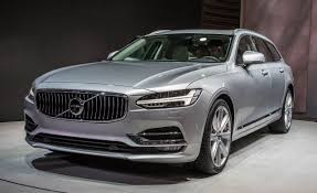 how much is a new volvo truck 2018 volvo v90 wagon photos and info u2013 news u2013 car and driver
