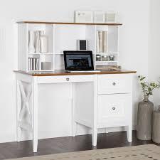 desk white desk for with regard to striking decorating