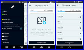 Offline Maps Android Best Offline Navigation App For Android Here