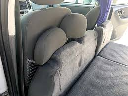 Make A Bed How To Make A Bed In Your Ford Escape 13 Steps With Pictures