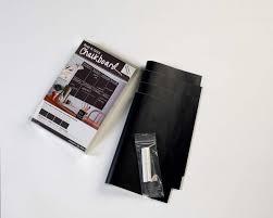amazon com wallies wall decals reusable slate gray chalkboard