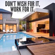 don u0027t wish for it work for it luxquotes pinterest personal