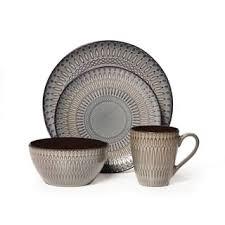 stoneware dinnerware for less overstock