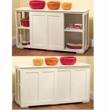 kitchen design sensational small sideboard cabinet black