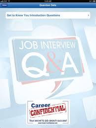 job interview questions u0026 answers app