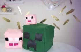 minecraft pillow plushies diy projects craft ideas u0026 how to u0027s for