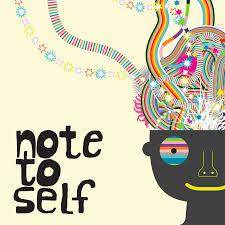 note to self wnyc
