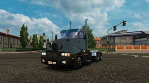 t600 kenworth custom kenworth t600 day cab ets 2 mods ets2downloads