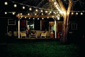 custom led string lights patio patio string lights custom backyard string lights patio