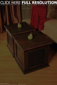 coffee table extraordinary coffee table with storage cubes small