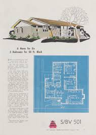 Economy House Plans by Post War Sydney Home Plans 1945 To 1959 Sydney Living Museums