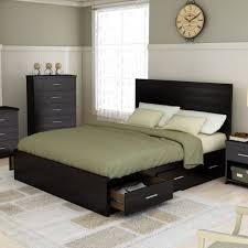 Storage Bed Diy Furniture Home Bedding Diy Platform Bed Frame With Storage Cool