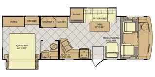 Fleetwood Travel Trailer Floor Plans Fleetwood Storm Rvs For Sale Camping World Rv Sales
