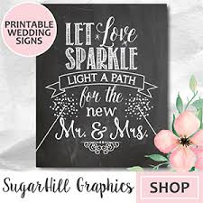 Wedding Signs Template Today On The Bridal Boutique Personalized Wedding Thank You