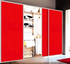 Closet Door Ideas For Bedrooms Closet Doors Design Pleasing Closets Storages Nice And Sleek